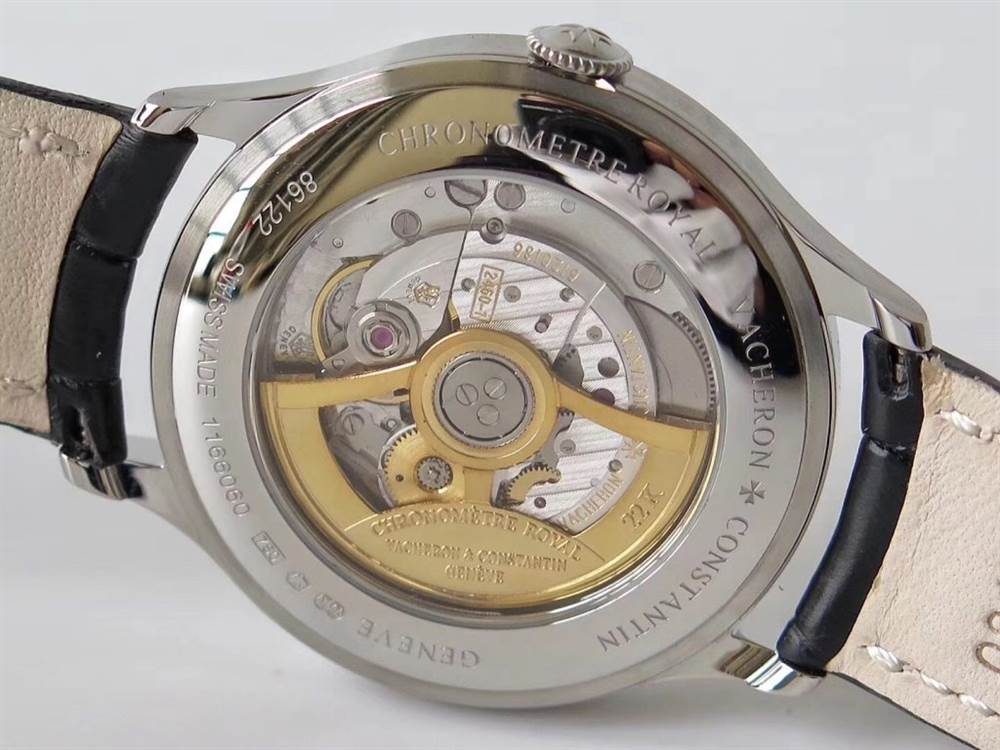 GS厂新作江诗丹顿历史名作系列86122/000R-9362腕表评测 第10张