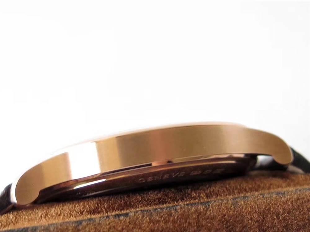 GS厂新作江诗丹顿历史名作系列86122/000R-9362腕表评测 第17张