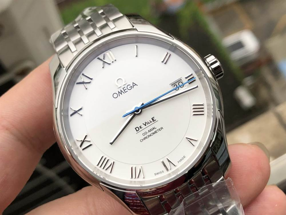 VS厂欧米茄蝶飞431.10.41.21.02.001-一款儒雅风范的腕表