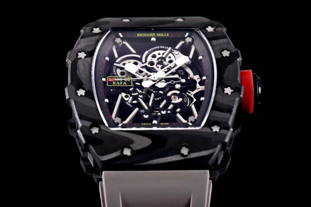 """kv厂理查德米尔RM035碳纤维系列表款-最""""豪""""的奢侈腕表 第4张"""