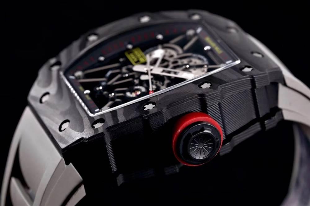 """kv厂理查德米尔RM035碳纤维系列表款-最""""豪""""的奢侈腕表 第5张"""