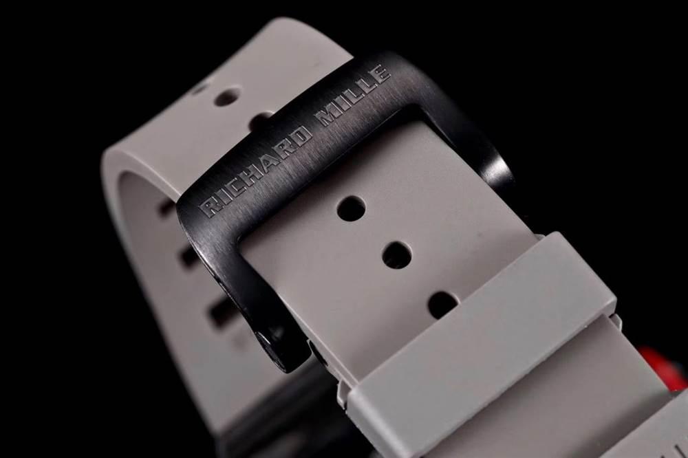 """kv厂理查德米尔RM035碳纤维系列表款-最""""豪""""的奢侈腕表 第8张"""