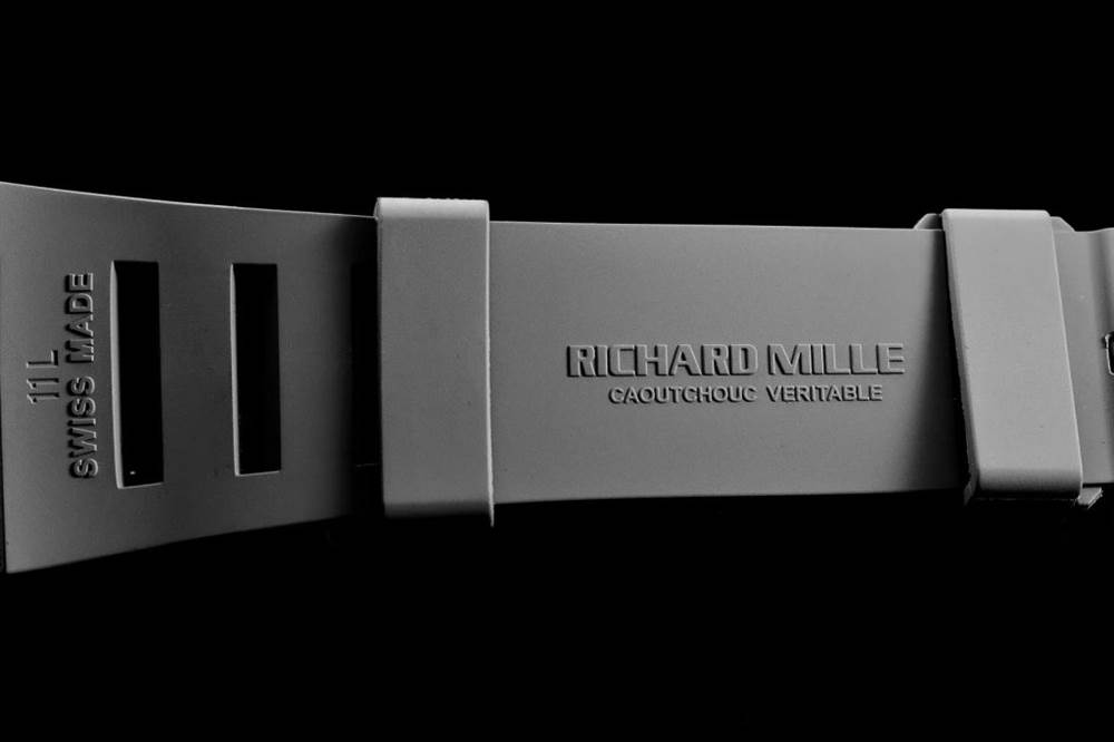 """kv厂理查德米尔RM035碳纤维系列表款-最""""豪""""的奢侈腕表 第10张"""