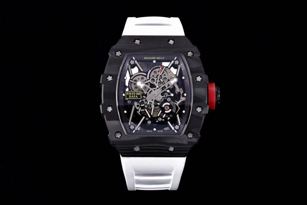 """kv厂理查德米尔RM035碳纤维系列表款-最""""豪""""的奢侈腕表 第11张"""