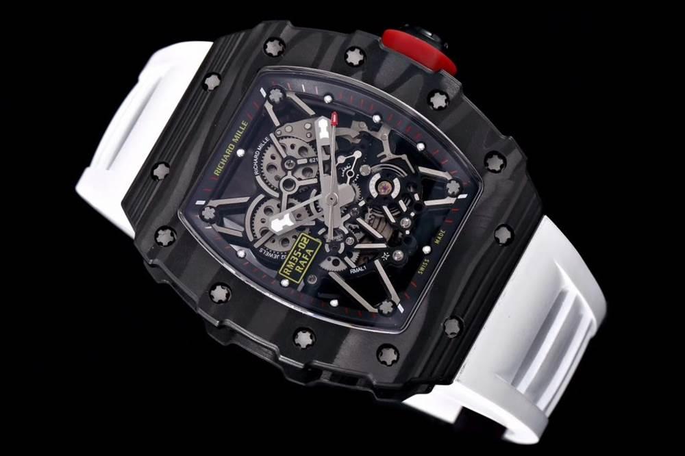 """kv厂理查德米尔RM035碳纤维系列表款-最""""豪""""的奢侈腕表 第12张"""