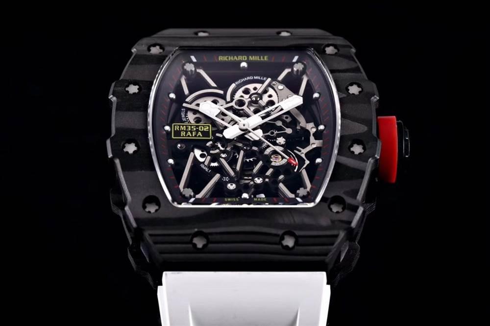 """kv厂理查德米尔RM035碳纤维系列表款-最""""豪""""的奢侈腕表 第13张"""