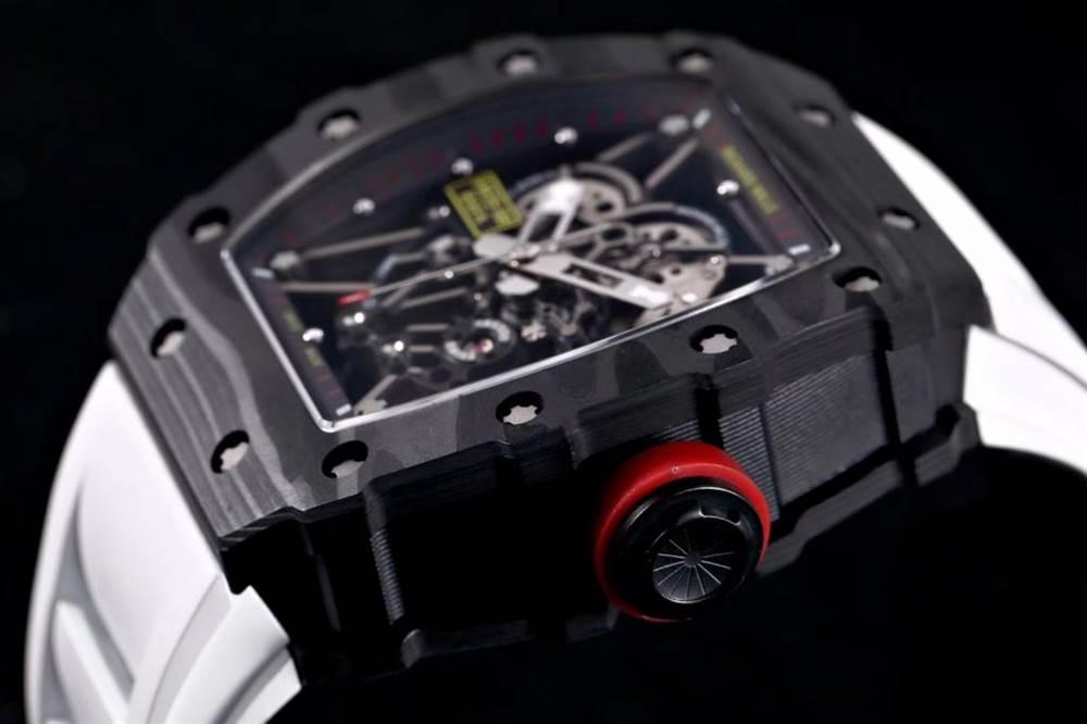 """kv厂理查德米尔RM035碳纤维系列表款-最""""豪""""的奢侈腕表 第14张"""