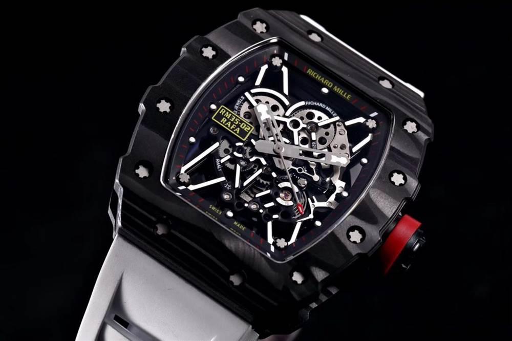 """kv厂理查德米尔RM035碳纤维系列表款-最""""豪""""的奢侈腕表 第15张"""