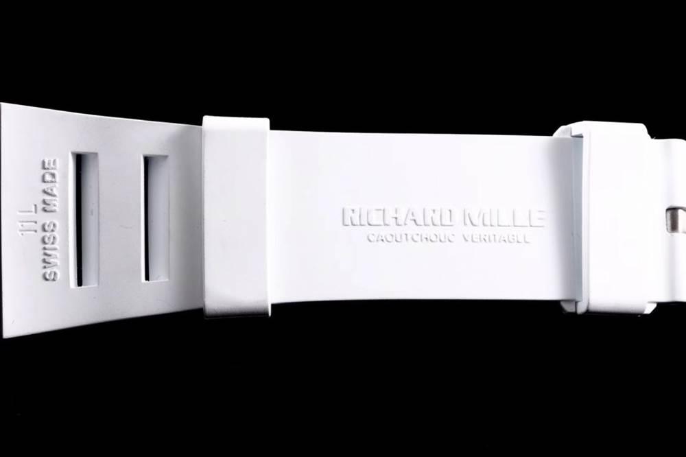 """kv厂理查德米尔RM035碳纤维系列表款-最""""豪""""的奢侈腕表 第19张"""