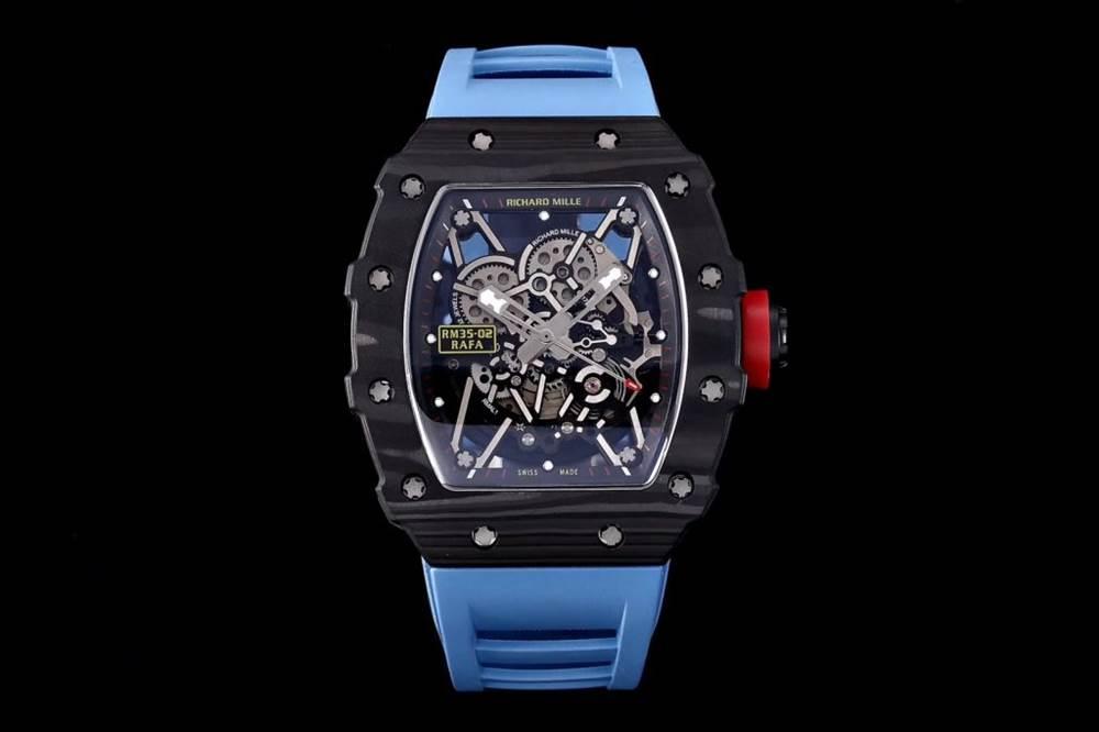 """kv厂理查德米尔RM035碳纤维系列表款-最""""豪""""的奢侈腕表 第21张"""