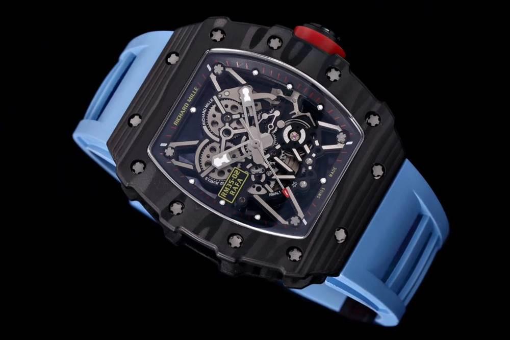 """kv厂理查德米尔RM035碳纤维系列表款-最""""豪""""的奢侈腕表 第22张"""