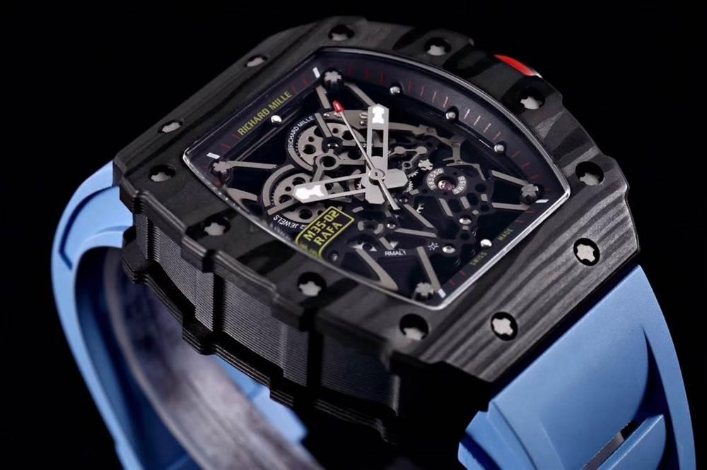 """kv厂理查德米尔RM035碳纤维系列表款-最""""豪""""的奢侈腕表 第23张"""
