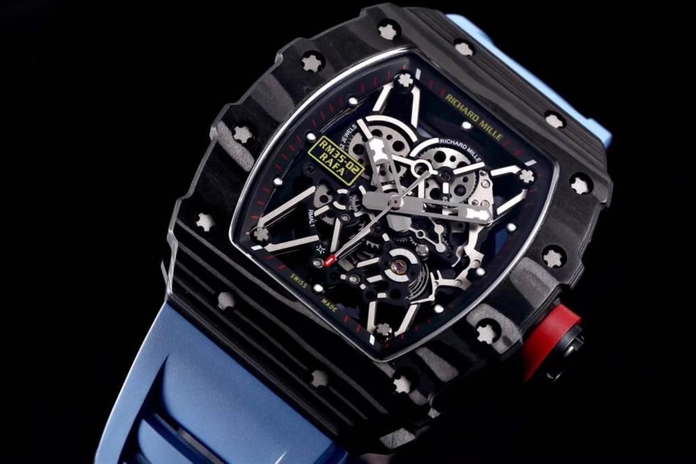 """kv厂理查德米尔RM035碳纤维系列表款-最""""豪""""的奢侈腕表 第24张"""