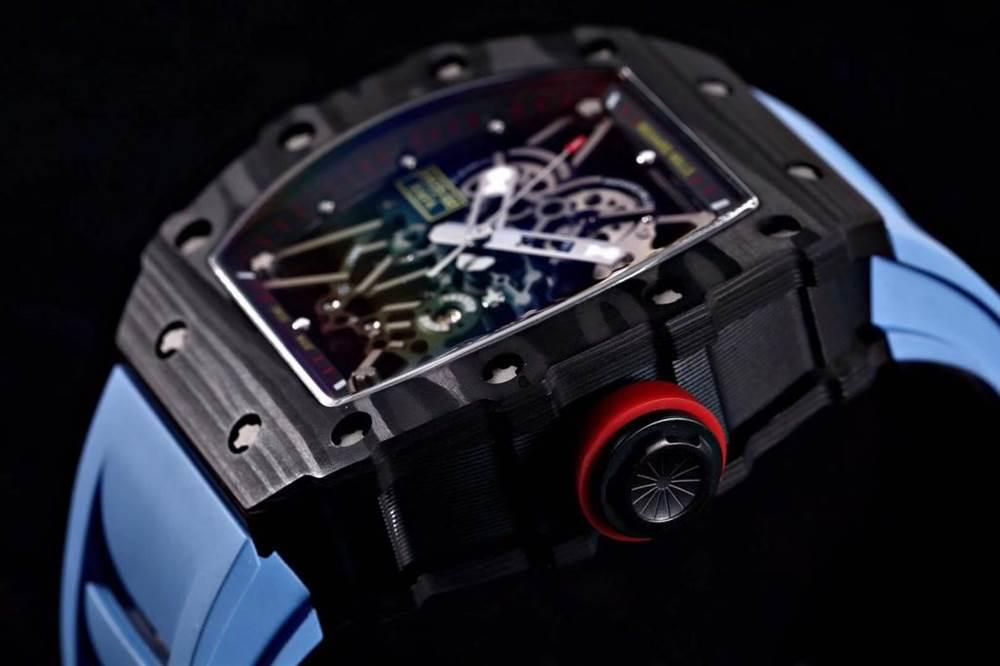 """kv厂理查德米尔RM035碳纤维系列表款-最""""豪""""的奢侈腕表 第25张"""
