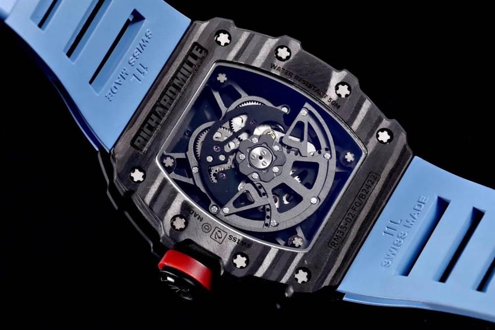 """kv厂理查德米尔RM035碳纤维系列表款-最""""豪""""的奢侈腕表 第26张"""