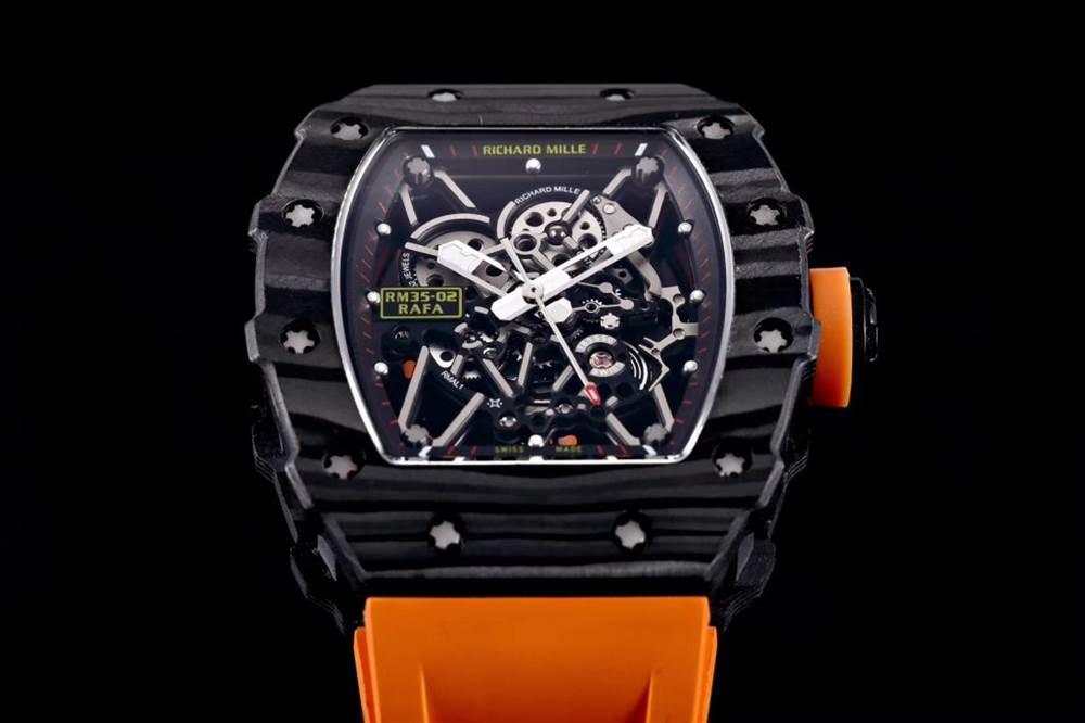 """kv厂理查德米尔RM035碳纤维系列表款-最""""豪""""的奢侈腕表 第31张"""