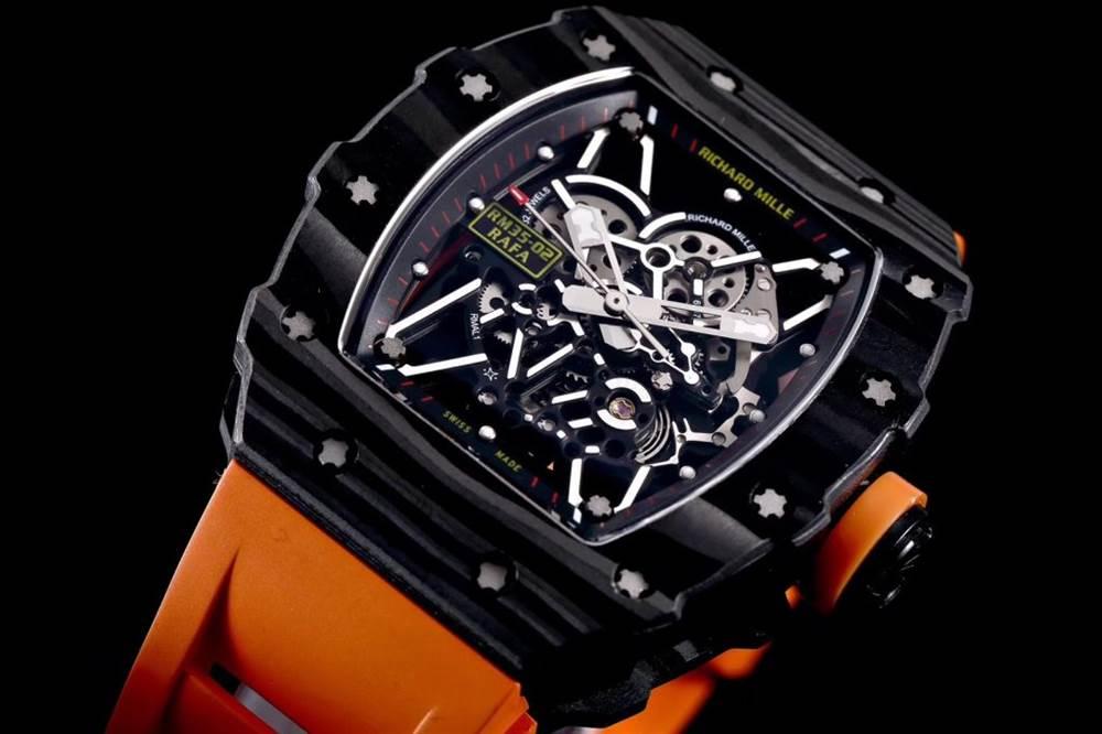 """kv厂理查德米尔RM035碳纤维系列表款-最""""豪""""的奢侈腕表 第33张"""