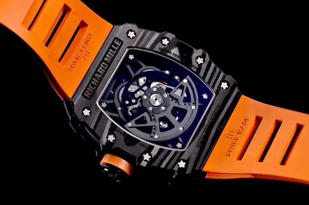 """kv厂理查德米尔RM035碳纤维系列表款-最""""豪""""的奢侈腕表 第34张"""
