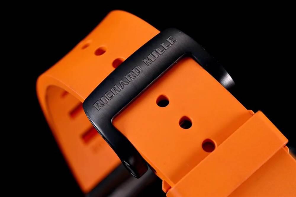 """kv厂理查德米尔RM035碳纤维系列表款-最""""豪""""的奢侈腕表 第35张"""