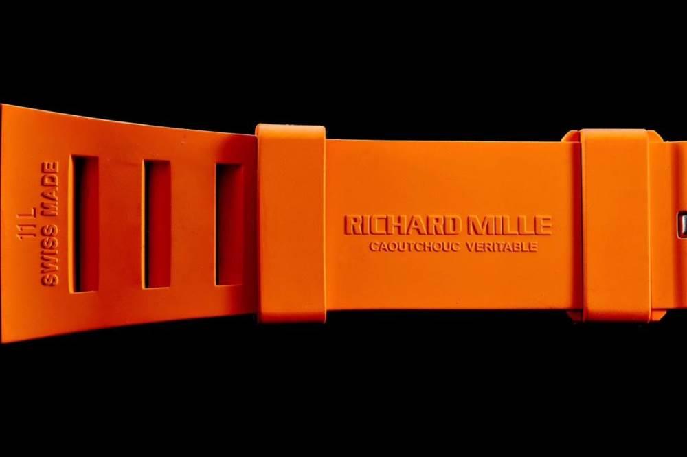 """kv厂理查德米尔RM035碳纤维系列表款-最""""豪""""的奢侈腕表 第37张"""