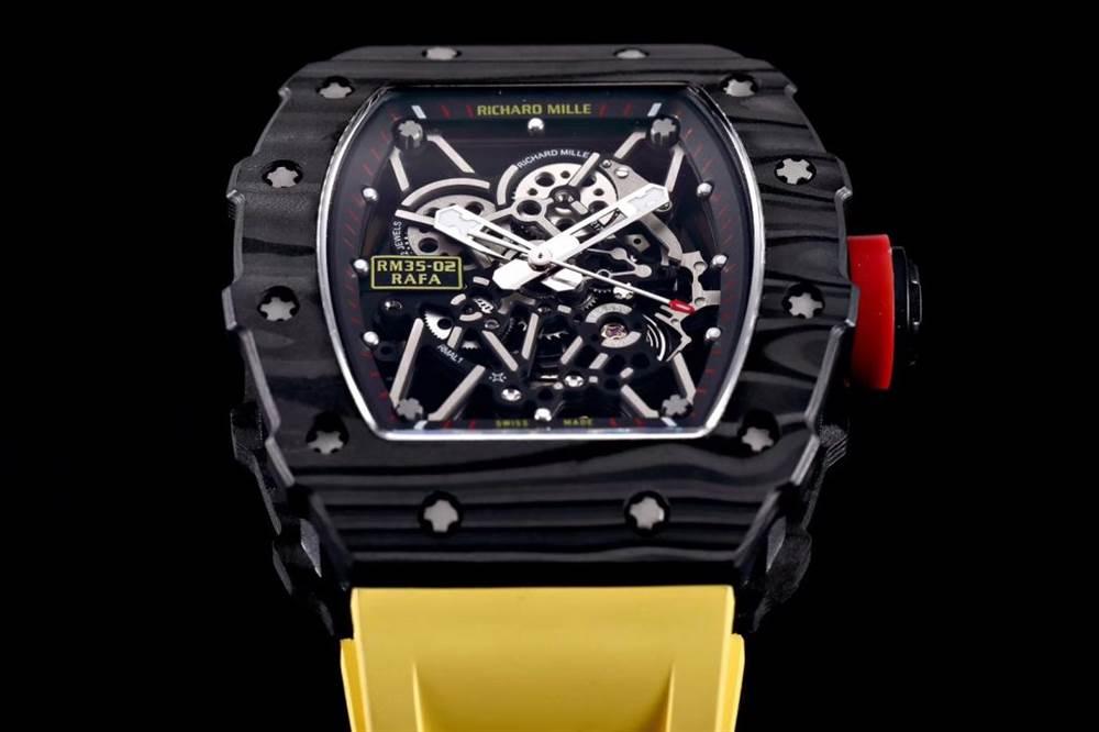 """kv厂理查德米尔RM035碳纤维系列表款-最""""豪""""的奢侈腕表 第40张"""