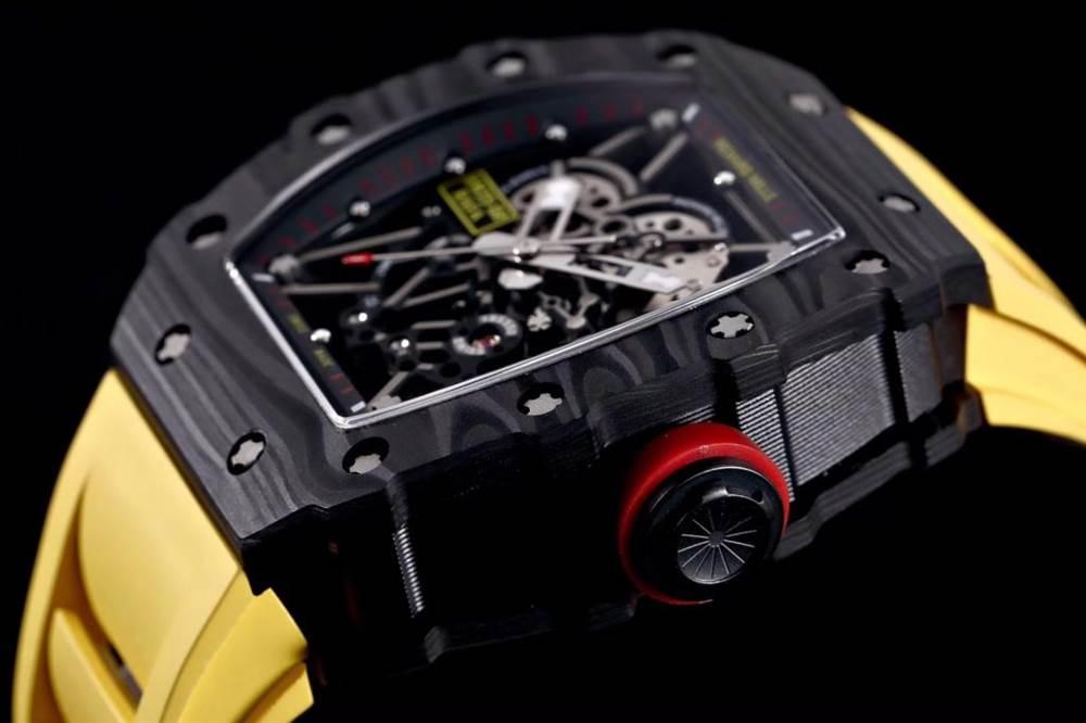 """kv厂理查德米尔RM035碳纤维系列表款-最""""豪""""的奢侈腕表 第41张"""