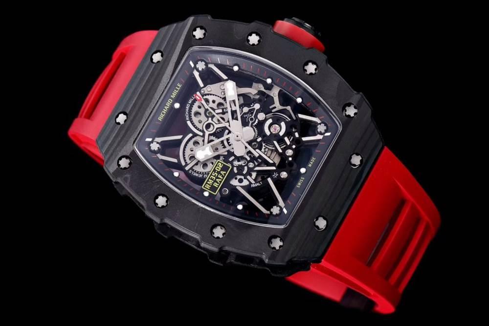 """kv厂理查德米尔RM035碳纤维系列表款-最""""豪""""的奢侈腕表 第47张"""