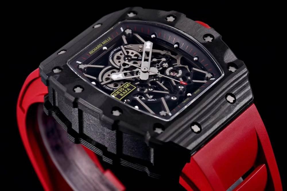 """kv厂理查德米尔RM035碳纤维系列表款-最""""豪""""的奢侈腕表 第48张"""