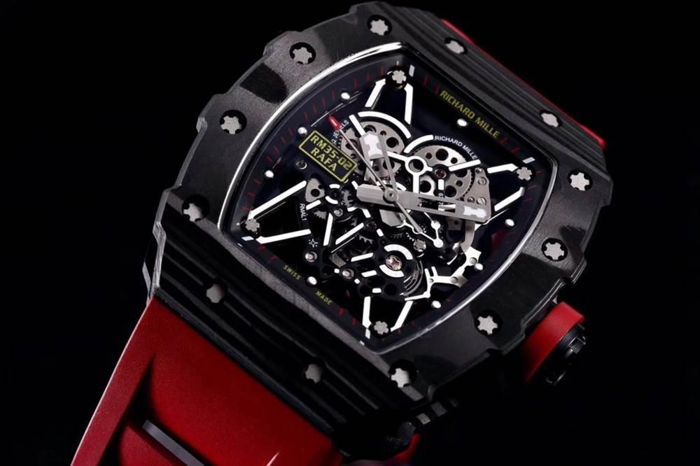 """kv厂理查德米尔RM035碳纤维系列表款-最""""豪""""的奢侈腕表 第49张"""