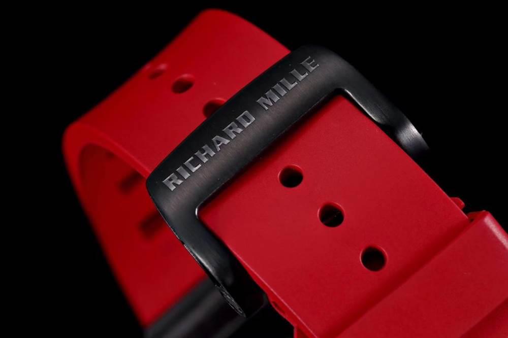 """kv厂理查德米尔RM035碳纤维系列表款-最""""豪""""的奢侈腕表 第50张"""