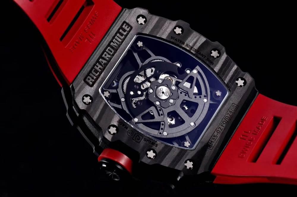 """kv厂理查德米尔RM035碳纤维系列表款-最""""豪""""的奢侈腕表 第51张"""