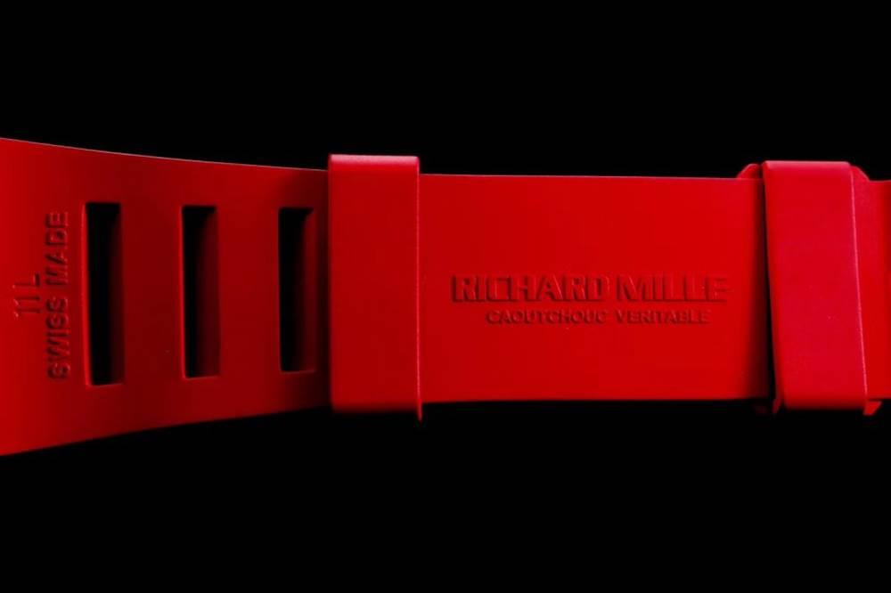 """kv厂理查德米尔RM035碳纤维系列表款-最""""豪""""的奢侈腕表 第53张"""