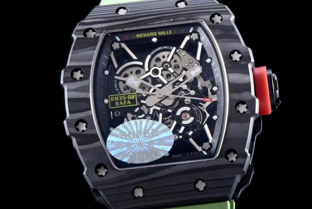 """kv厂理查德米尔RM035碳纤维系列表款-最""""豪""""的奢侈腕表 第54张"""