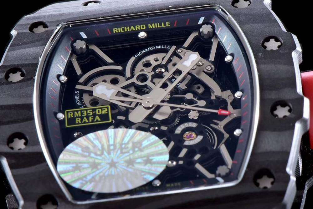 """kv厂理查德米尔RM035碳纤维系列表款-最""""豪""""的奢侈腕表 第56张"""