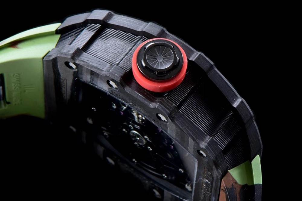 """kv厂理查德米尔RM035碳纤维系列表款-最""""豪""""的奢侈腕表 第57张"""