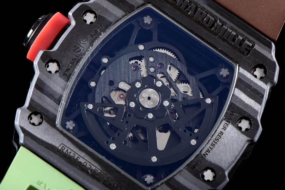 """kv厂理查德米尔RM035碳纤维系列表款-最""""豪""""的奢侈腕表 第58张"""