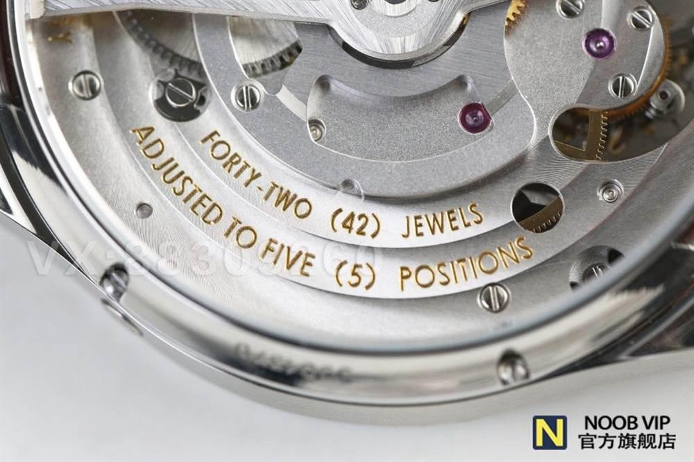ZF厂万国葡萄牙IW5044之逆跳陀飞轮