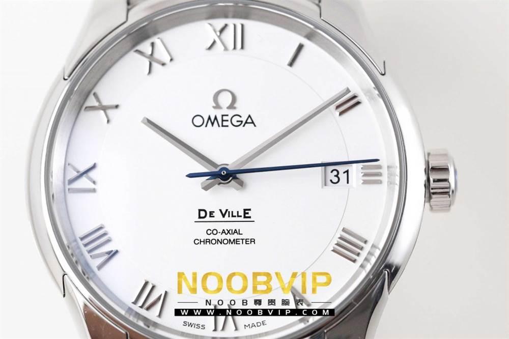 VS厂欧米茄碟飞系列431.10.41.21.02.001腕表「41毫米白壳白面腕表」