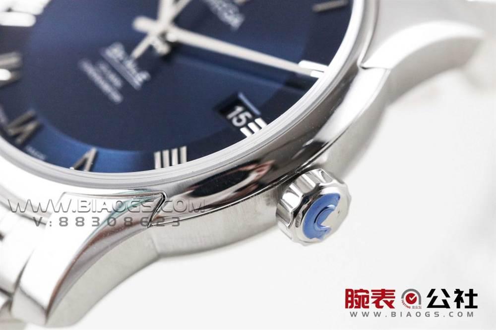 VS厂欧米茄蝶飞系列431.10.41.21.03.001腕表首发详解 第11张
