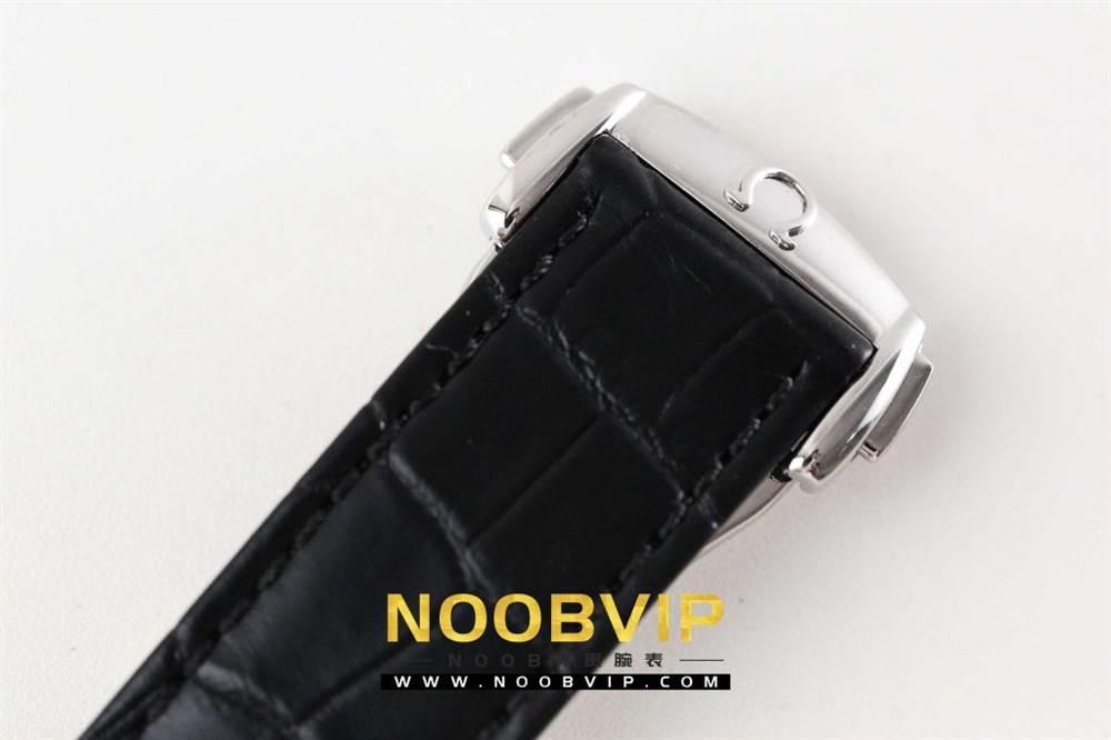 VS厂欧米茄碟飞系列431.13.41.21.02.001腕表「白壳白面皮带」评测 第14张