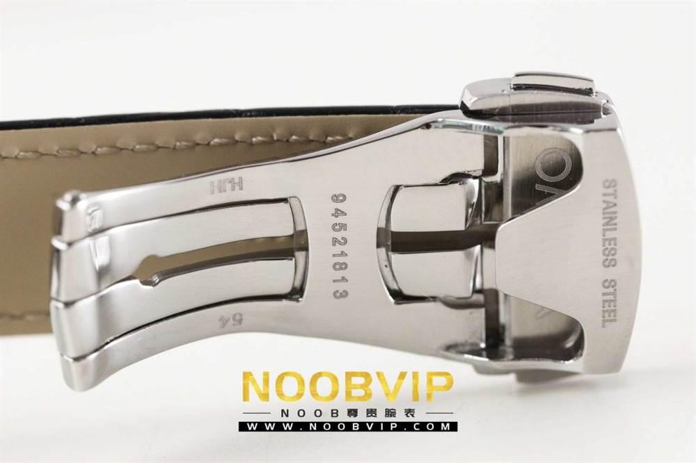 VS厂欧米茄碟飞系列431.13.41.21.02.001腕表「白壳白面皮带」评测 第15张