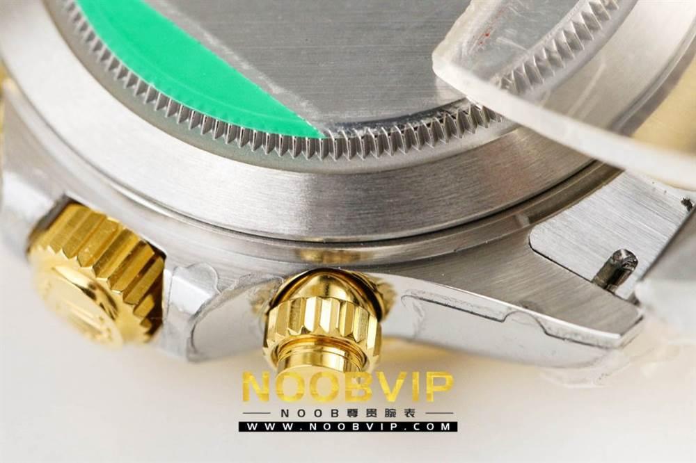 OM厂劳力士迪通拿116503间金黑盘腕表首发详解 第19张