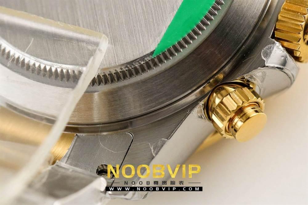 OM厂劳力士迪通拿116503间金黑盘腕表首发详解 第20张