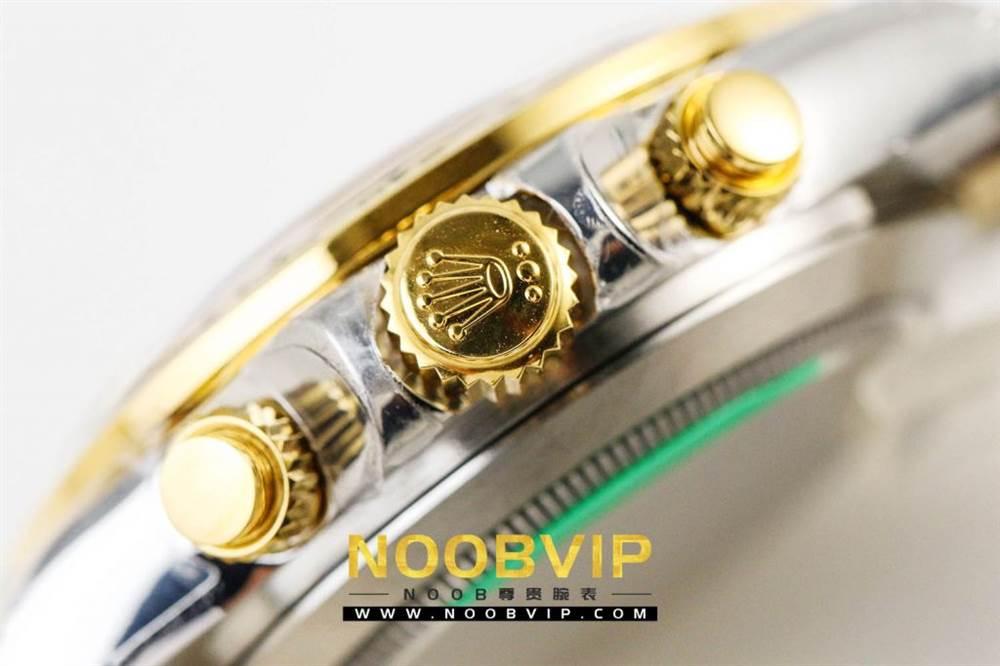 OM厂劳力士迪通拿116503间金黑盘腕表首发详解 第7张