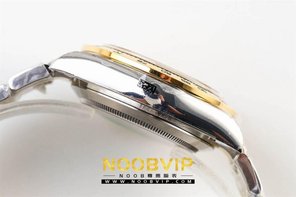 OM厂劳力士迪通拿116503间金黑盘腕表首发详解 第8张