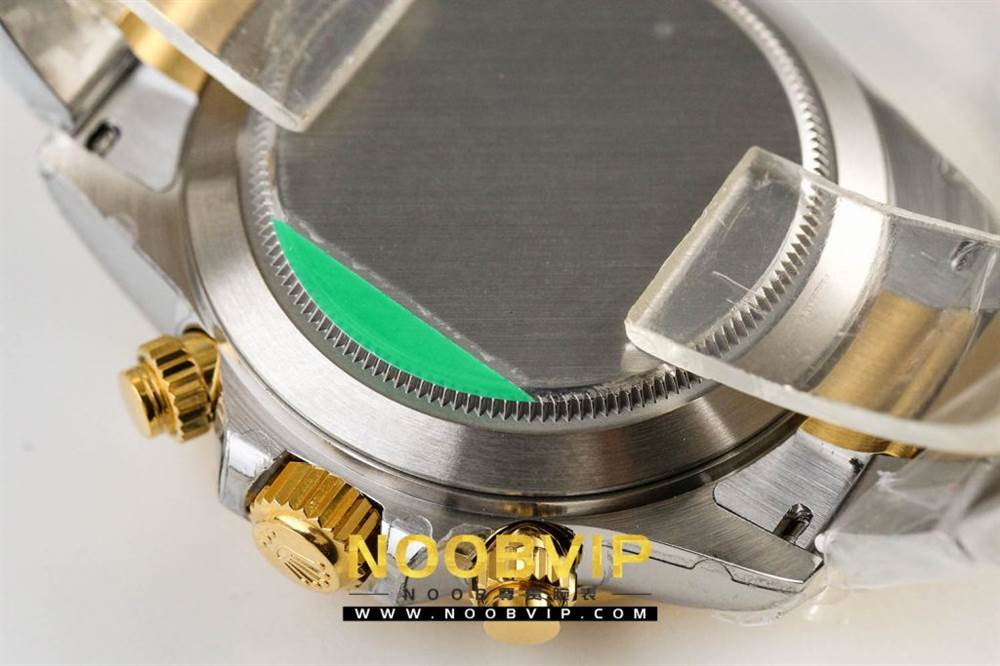 OM厂劳力士迪通拿116503间金黑盘腕表首发详解 第9张
