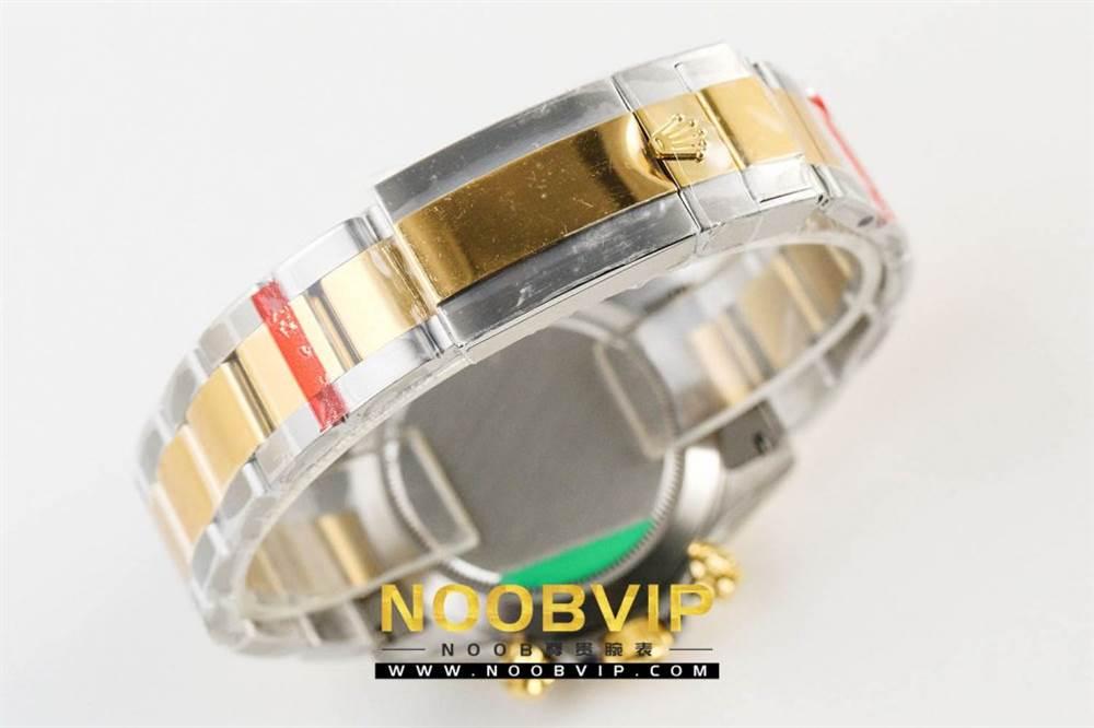 OM厂劳力士迪通拿116503间金黑盘腕表首发详解 第10张