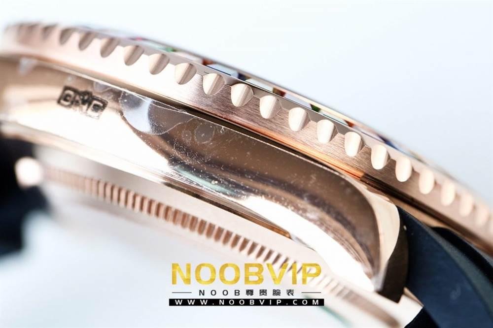 N厂904L劳力士糖豆圈116695SATS腕表首发详解 第20张