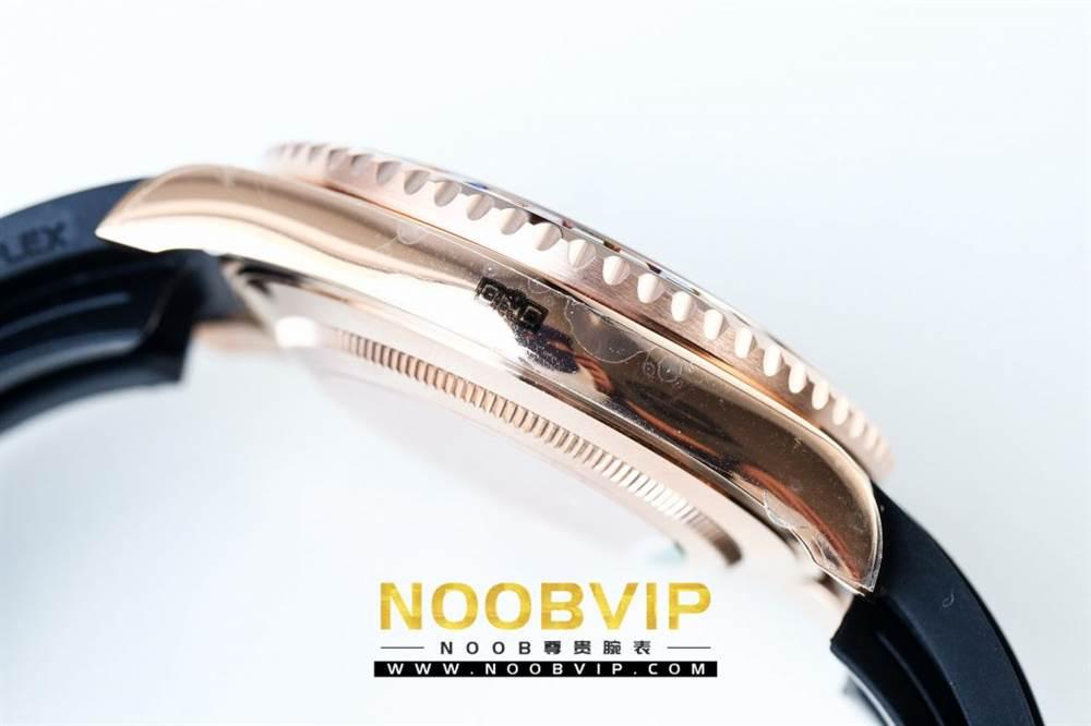 N厂904L劳力士糖豆圈116695SATS腕表首发详解 第9张