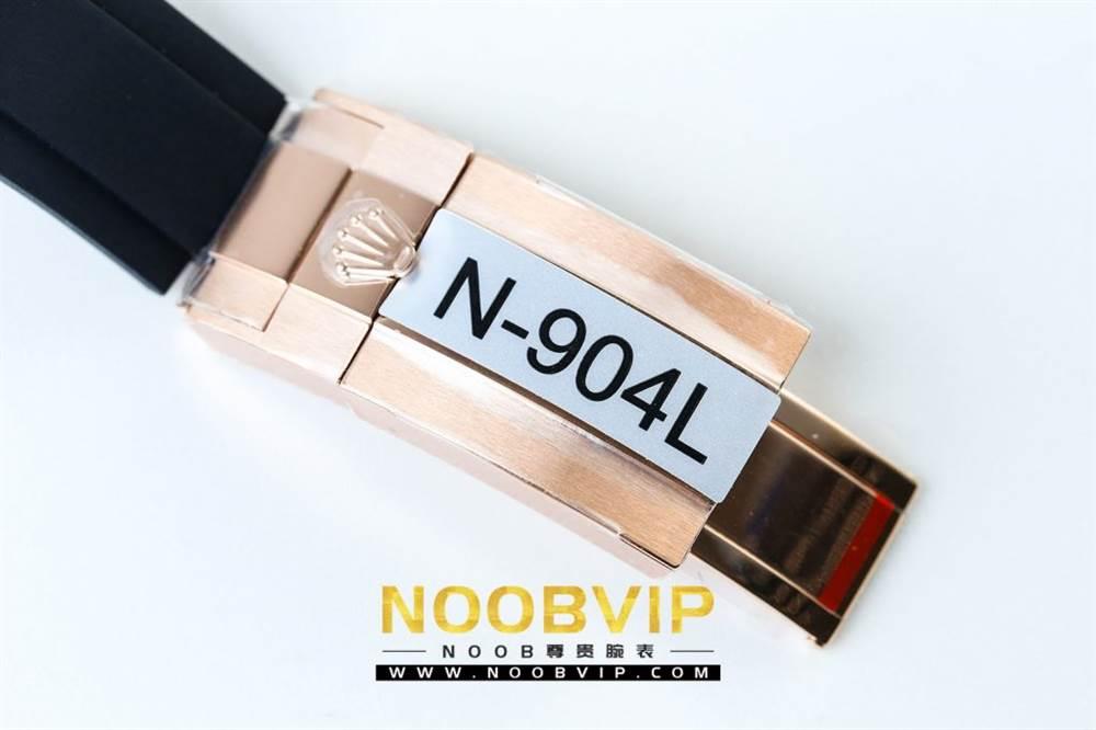 N厂904L劳力士糖豆圈116695SATS腕表首发详解 第11张